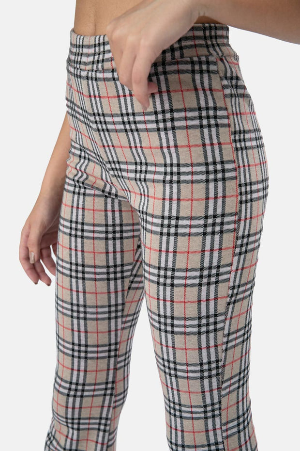 Kinston Plaid Pants