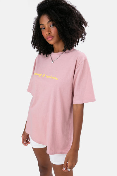 RECKLESS Oversize Tee