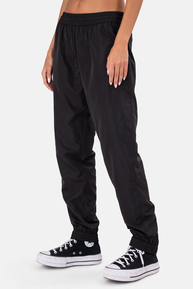 Sporty Nylon Sweatpants