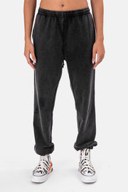Queens Washed Jersey Sweatpants