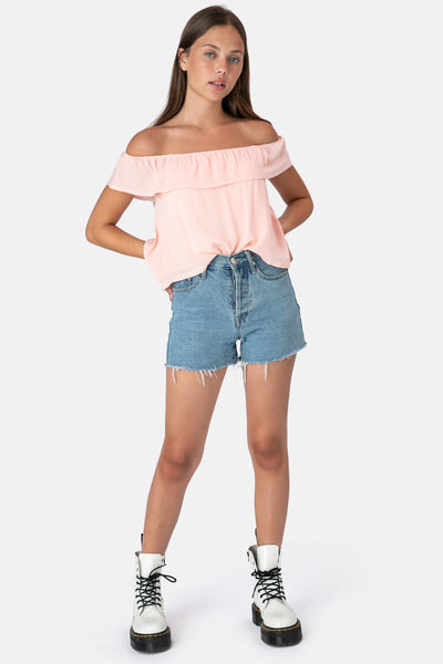 Poppi Off Shoulder Top