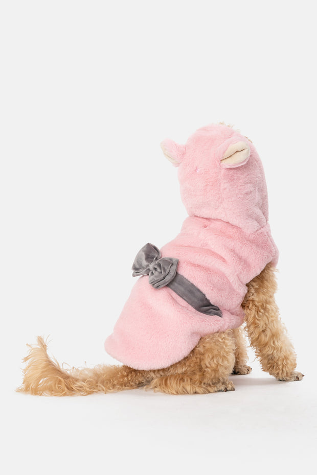 Honey Bunny Hooded Vest