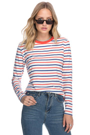 Lendors Striped T-Shirt