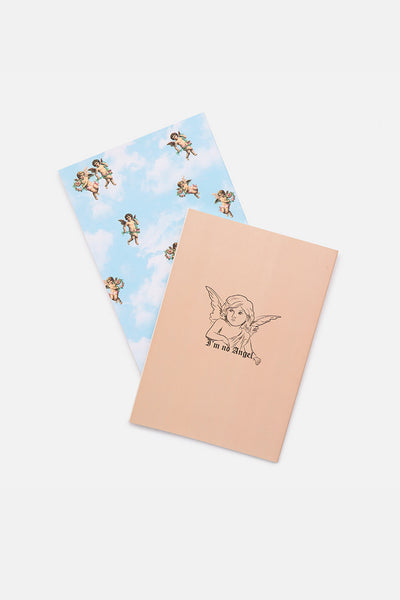 Angelic Notebook Set