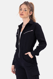Engines Cargo Boilersuit