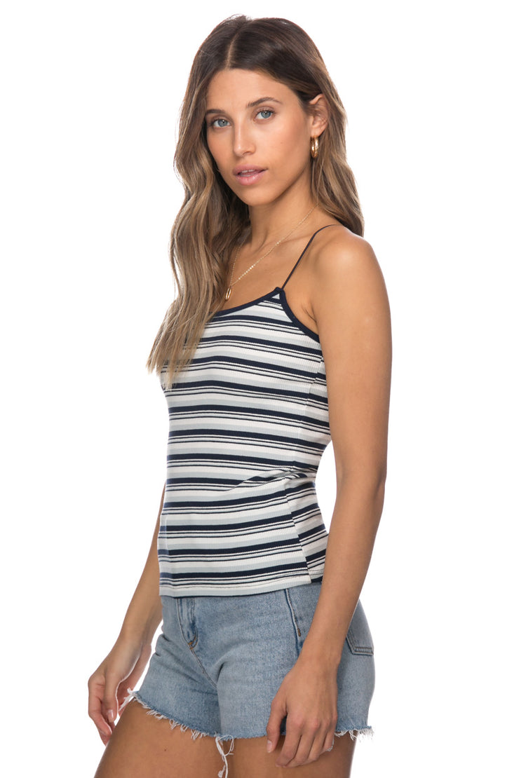 Shaylor Ribbed Tank Top