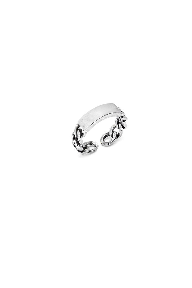 A Gourmet Chained Ring