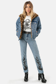 Patricia Denim Jacket