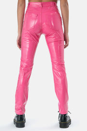 Nixon Faux Leather Pants