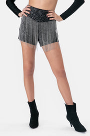 Bellevue Fringe Shorts