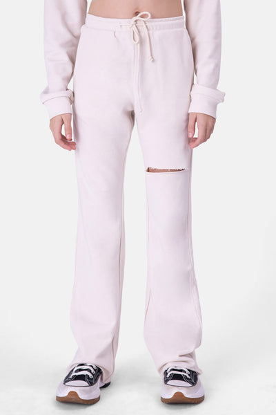 CUTE Bell-Bottom Sweatpants