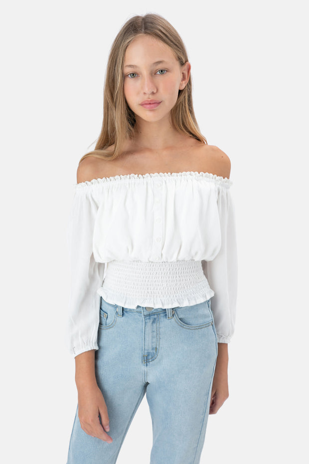 Marisol Off Shoulders Top