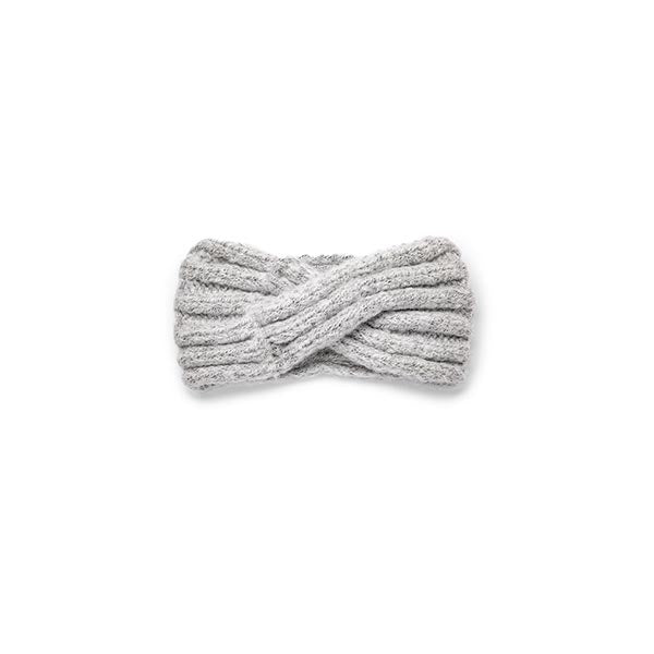 Knitted Front Twist Hairband