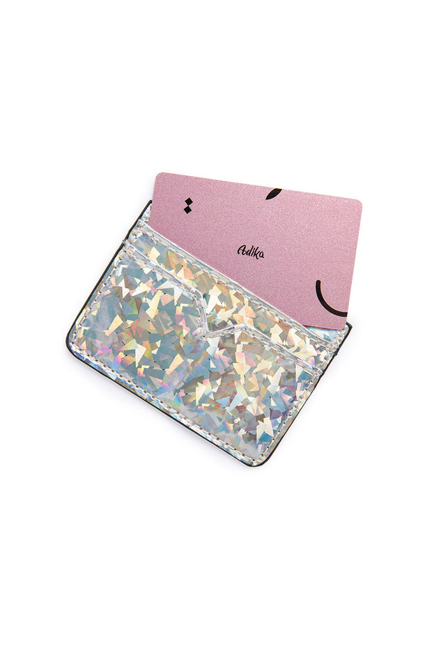 Glitter Baby Credit Card Wallet