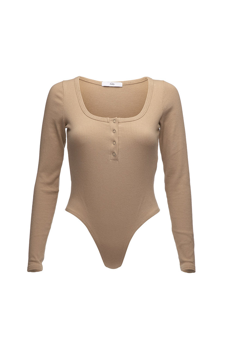 Coco Ribbed Bodysuit
