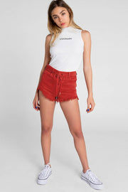 Kreiger Denim Shorts