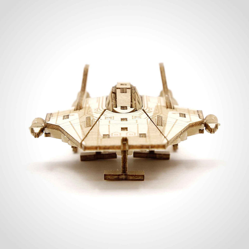 A-Wing Fighter - Eco.Pegs