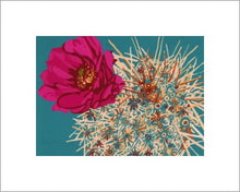 Load image into Gallery viewer, Blooming Hedgehog ~ Ready to frame - Dranchak Studio