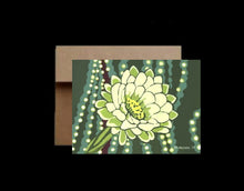 Load image into Gallery viewer, Moonflower ~ Card
