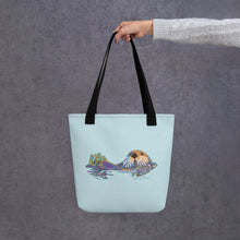 Load image into Gallery viewer, Sea otter - Tote bag