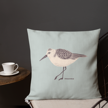 Load image into Gallery viewer, Sandpiper - Premium pillow