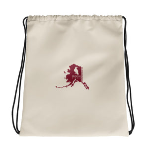 Walking bear - Drawstring bag