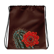 Load image into Gallery viewer, Scarlet - Drawstring bag