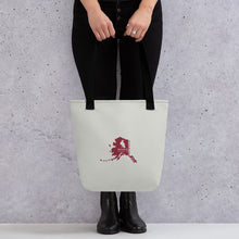 Load image into Gallery viewer, Bull moose 1 - Tote bag