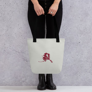 Bull moose 1 - Tote bag
