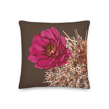 Load image into Gallery viewer, Blooming hedgehog - Style2 - Premium pillow