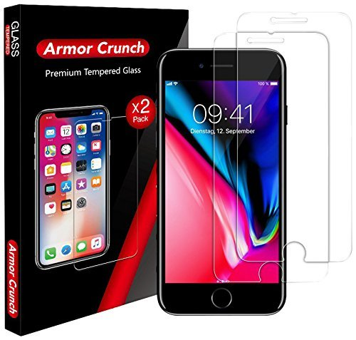 [Armor Crunch] iPhone Screen Protector Glass, Tempered Glass - Phone Zing