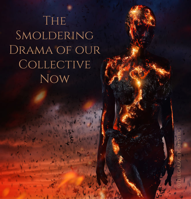 The Smoldering Drama of our Collective Now - Energy Report 9/21/20