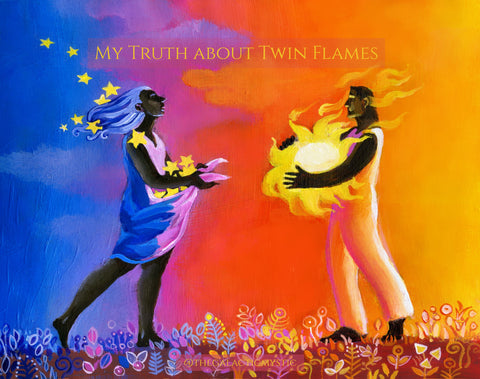 Truth about Twin Flames