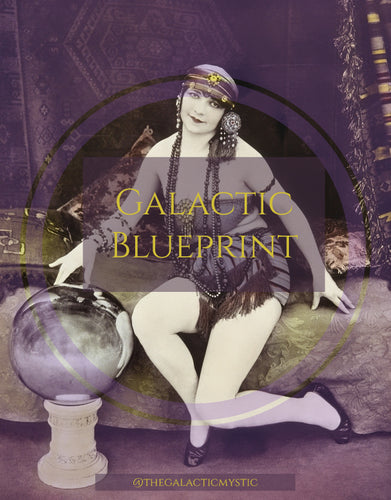 Galactic Blueprint Reading
