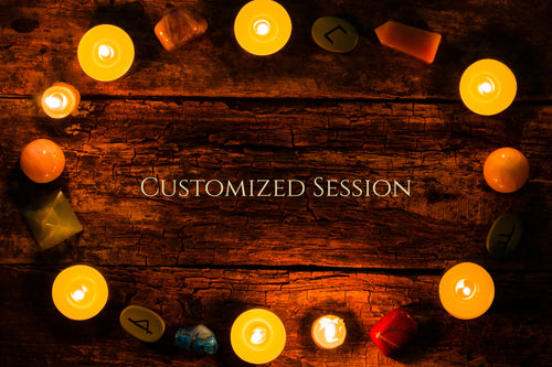 Customized Astrology and Tarot Session
