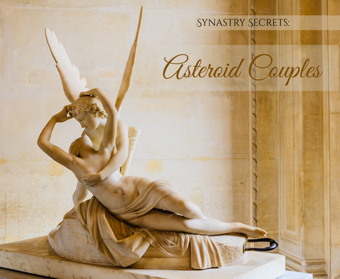 Synastry Secrets - Asteroid Couples PRESALE