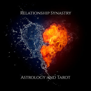 Relationship Synastry Reading - Astrology and Tarot