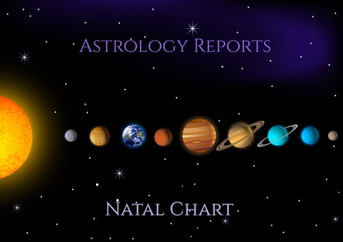 Natal Astrology Report