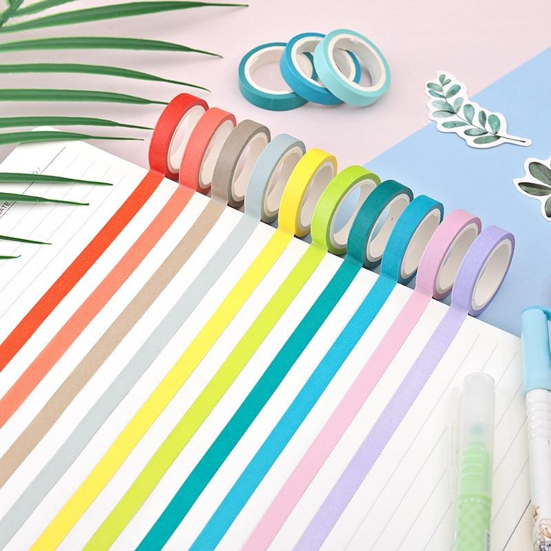 Rainbow Washi Tape - 40 piece set - Kyla Dawn Designs