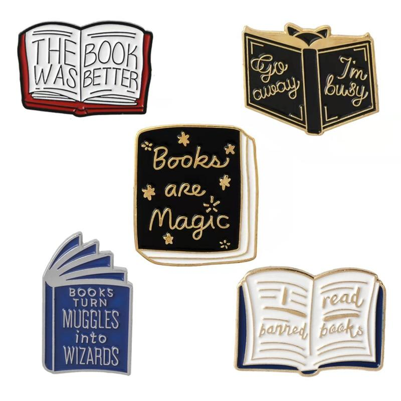 Books Are Magic - Kyla Dawn Designs