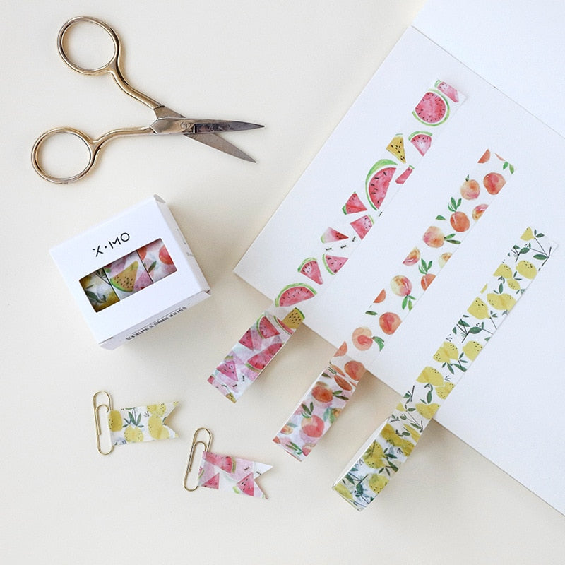 Washi Tape - 3 Rolls - Kyla Dawn Designs