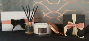 Setting new standards in artisan home fragrance: Copper & Amyris