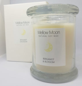 mellow moon candle