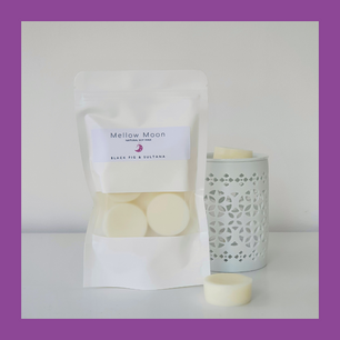 Black Fig & Sultana Soy Wax Melts