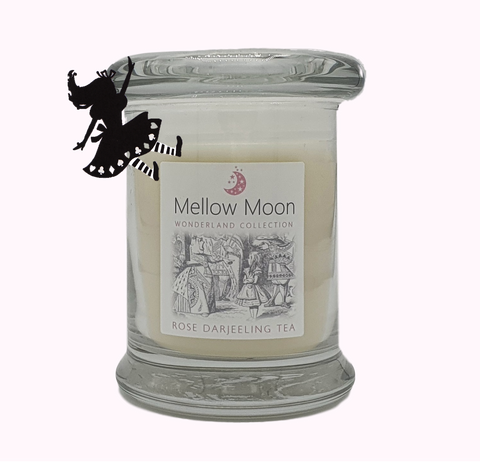 Wonderland Candle Rose & Darjeeling Tea