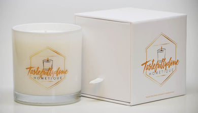 My Muse Candle Collection - Beautiful Amber 9oz.