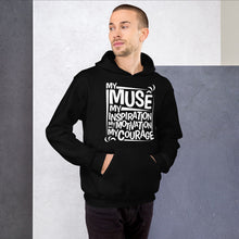 Load image into Gallery viewer, My Muse Sickle Unisex Hoodie