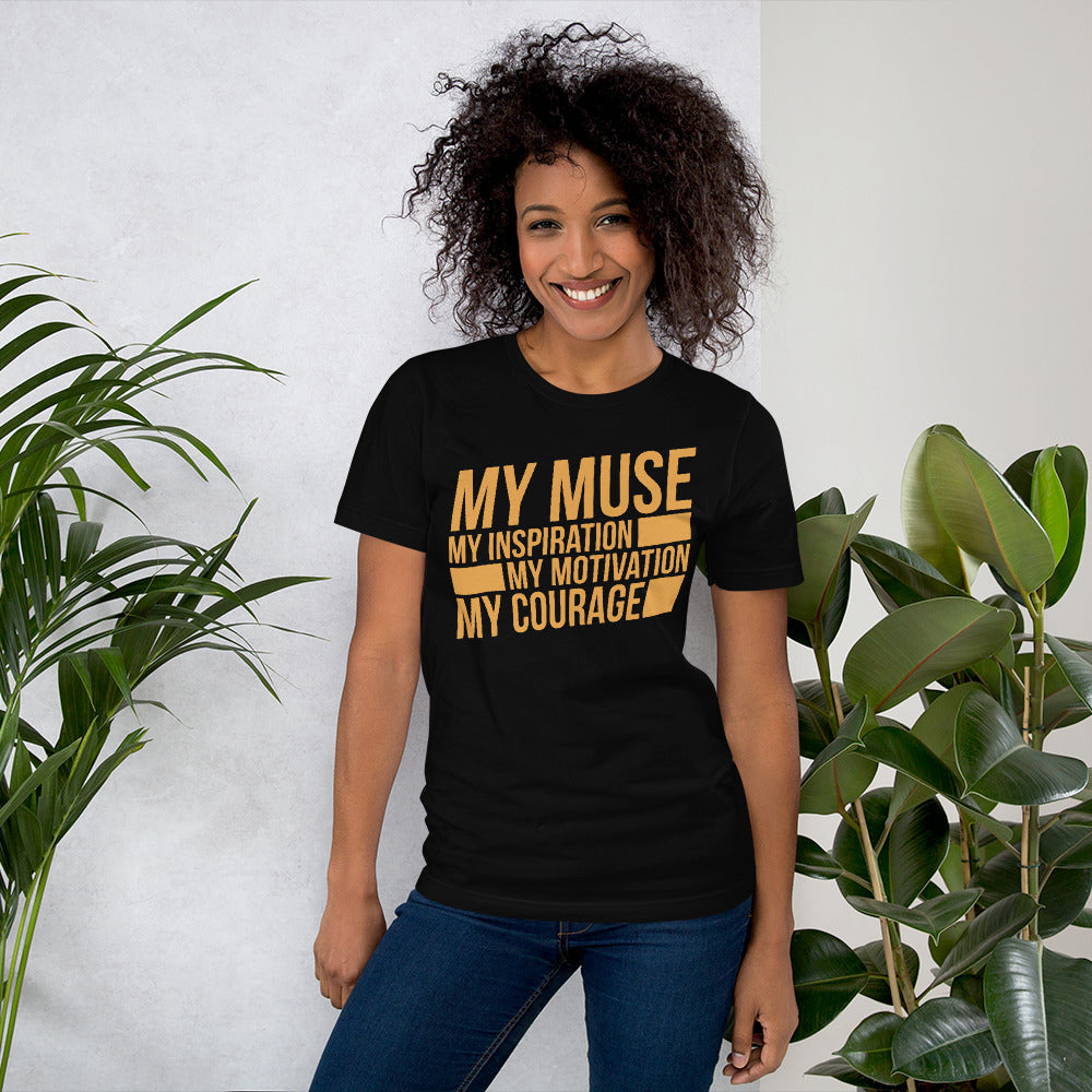 MY MUSE Block Unisex Shirt