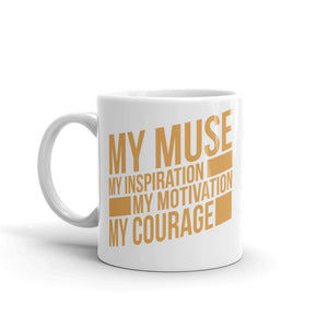 MY MUSE BLOCK Mug