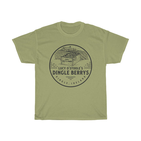 Dingle Ireland Funny Irish Lucy O'Stoole's Dingleberry Shirt